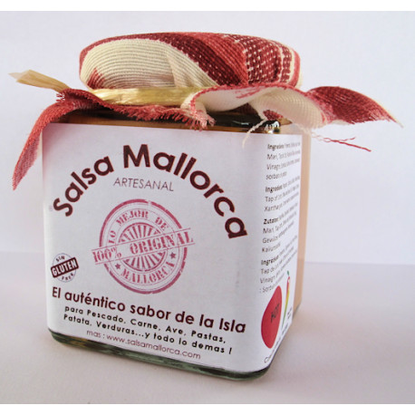 SALSA MALLORCA HOT