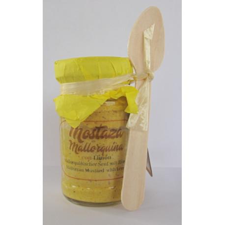 MOSTAZA MALLORQUINA de Limon
