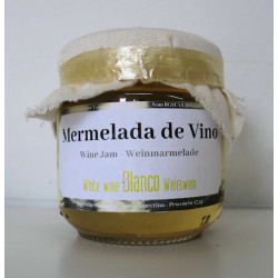CONFITURA de VINO Blanco