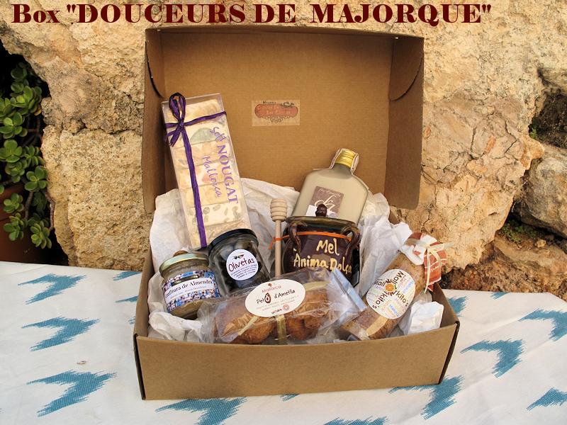 "BOX ""Douceurs de Majorque"""