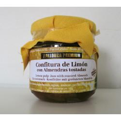 CONFITURA de LIMON con almendra