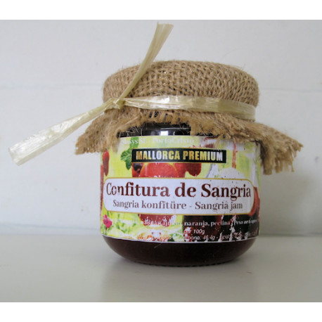 CONFITURA DE SANGRIA
